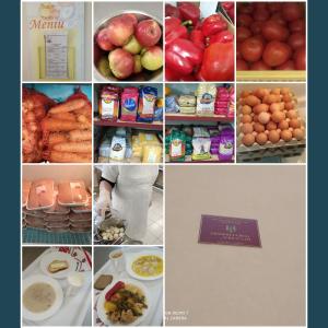 Procesul de alimentație se realizează conform Meniului-Model